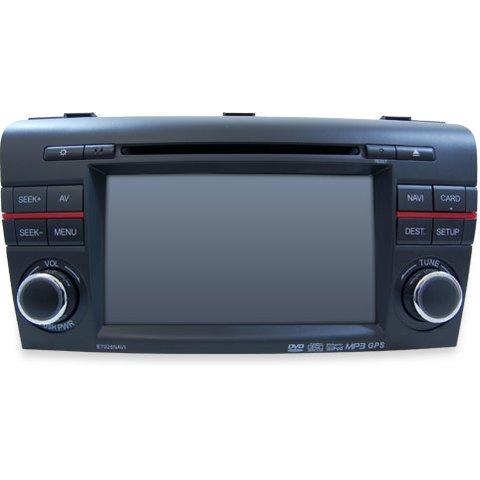 FlyAudio E7026Navi Мультимедийный навигационный центр для Mazda 3 серии