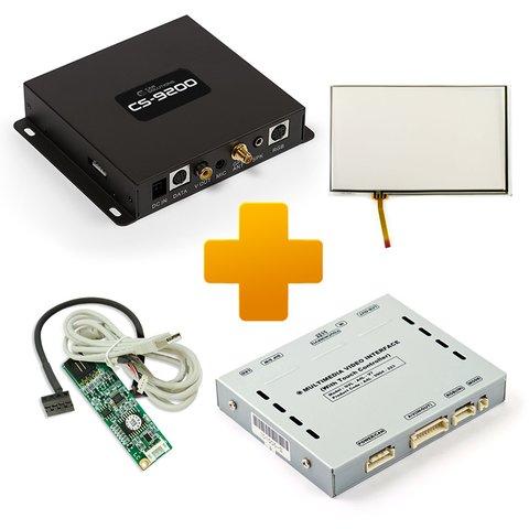 Навигационно мультимедийный комплект для Audi MMI 3G на базе CS9200