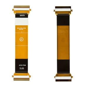 Flat Cable for Samsung E746 Cell Phone, (for mainboard)