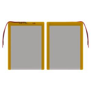 Battery, (90 mm, 73 mm, 2.6 mm, Li-ion, 3.7 V, 1800 mAh)
