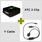 XTC 2 Clip with Y Cable