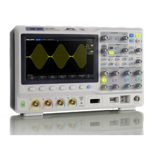 Super Phosphor Oscilloscope SIGLENT SDS2304X