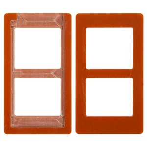 LCD Module Mould for Sony D5803 Xperia Z3 Compact Mini, D5833 Xperia Z3 Compact Mini Cell Phones, (for glass gluing )