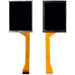 Pantalla LCD para cámaras digitales Pentax W10; Olympus MJU1000, MJU810, SP300, SP310, SP320