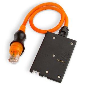 ATF/Cyclone/JAF/MXBOX HTI/UFS/Universal Box F-Bus кабель для Nokia T-7