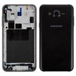 Корпус для Samsung J700H/DS Galaxy J7, чорний