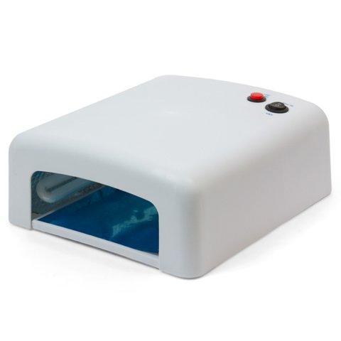 Ультрафіолетова лампа для сушіння, 36 вт, розмір камери 150 * 150 мм
