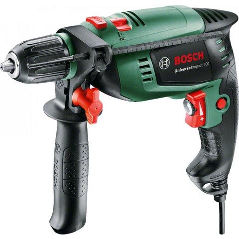 Ударний дриль Bosch UniversalImpact 700, 0603131020