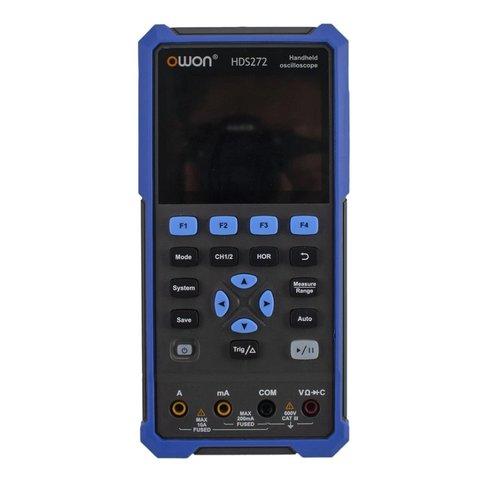 Цифровий осцилограф OWON HDS272