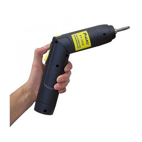 Беспроводная электрическая отвертка Pro'sKit PT 1036B
