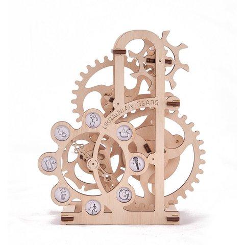 Механический 3D пазл UGEARS Силомер