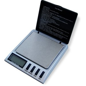 Digital pocket scales CS-50-II (300g +/-0.05g)