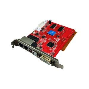 Tarjeta de control para pantallas LED Huidu HD-T901 (1280*1024, anchura máx. 3840, altura máx. 2048, sincronizada)