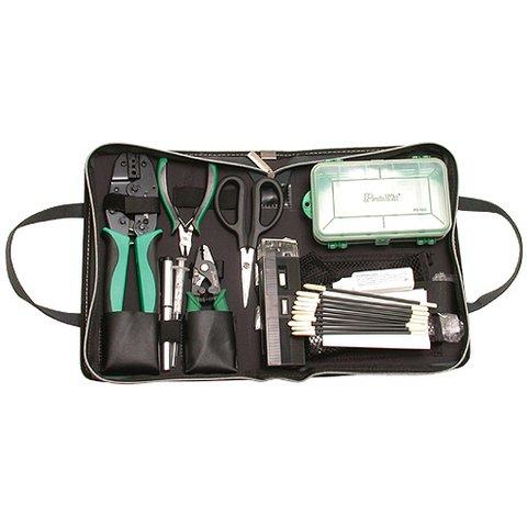 Fiber Optic Tool Kit Pro'sKit 1PK 940KN