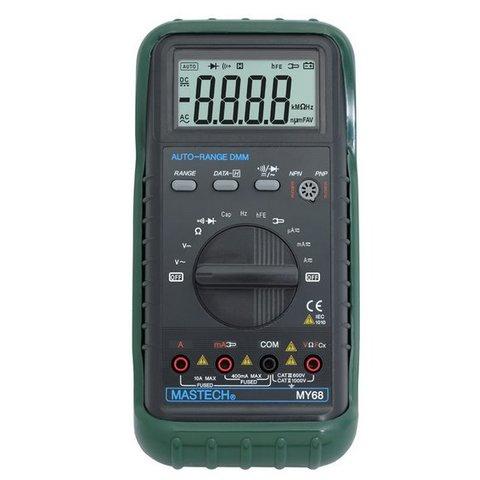 Digital Multimeter MASTECH MY68